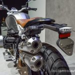 2016 BMW R nineT Scrambler twin exhaust at 2016 BIMS