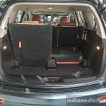 2016 Chevrolet Trailblazer Premier (facelift) boot space at 2016 BIMS
