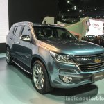 2016 Chevrolet Trailblazer Premier (facelift) front quarters at 2016 BIMS