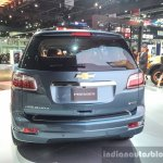 2016 Chevrolet Trailblazer Premier (facelift) rear at 2016 BIMS