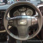 2016 Chevrolet Trailblazer Premier (facelift) steering wheel at 2016 BIMS
