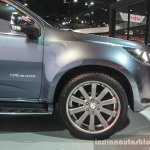 2016 Chevrolet Trailblazer Premier (facelift) wheel arch at 2016 BIMS
