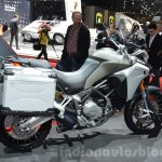 2016 Ducati Multistrada 1200 Enduro side at 2016 Geneva Motor Show