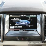 2016 Ford Endeavour 2.2 AT Titanium SYNC display Review