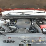 2016 Ford Endeavour 2.2 AT Titanium engine bay Review
