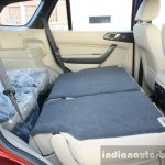 2016 Ford Endeavour 2.2 AT Titanium folded bench Review