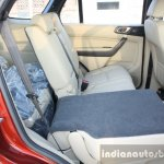 2016 Ford Endeavour 2.2 AT Titanium folded seat Review