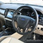 2016 Ford Endeavour 2.2 AT Titanium interior Review