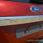 2016 Ford Endeavour 2.2 AT Titanium nameplate Review