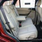 2016 Ford Endeavour 2.2 AT Titanium rear cabin Review