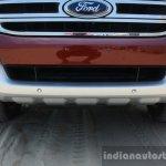 2016 Ford Endeavour 2.2 AT Titanium sensors Review