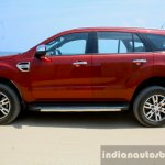 2016 Ford Endeavour 2.2 AT Titanium side Review
