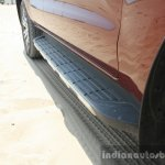 2016 Ford Endeavour 2.2 AT Titanium side board Review