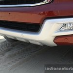 2016 Ford Endeavour 2.2 AT Titanium silver skid plate Review