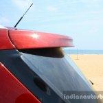 2016 Ford Endeavour 2.2 AT Titanium spoiler Review
