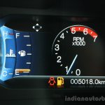 2016 Ford Endeavour 2.2 AT Titanium tachometer Review