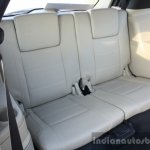 2016 Ford Endeavour 2.2 AT Titanium third row seat Review