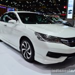 2016 Honda Accord Modulo front quarter at 2016 BIMS