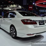 2016 Honda Accord Modulo rear quarter at 2016 BIMS