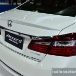 2016 Honda Accord Modulo spoiler at 2016 BIMS
