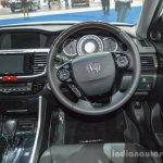 2016 Honda Accord Modulo steering at 2016 BIMS