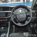 2016 Honda Accord Modulo steering at 2016 BIMS