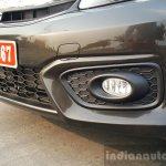 2016 Honda Amaze 1.2 VX (facelift) bumper First Drive Review