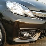 2016 Honda Amaze 1.2 VX (facelift) front end First Drive Review