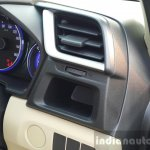 2016 Honda Amaze 1.2 VX (facelift) storage First Drive Review