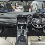 2016 Honda Civic (ASEAN-spec) dashboard at 2016 BIMS