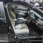 2016 Honda Civic (ASEAN-spec) front seat at 2016 BIMS