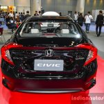 2016 Honda Civic (ASEAN-spec) rear at 2016 BIMS