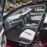2016 Honda Civic (ASEAN-spec) seats at 2016 BIMS