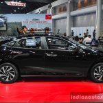 2016 Honda Civic (ASEAN-spec) side at 2016 BIMS