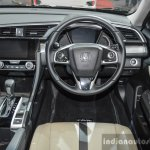 2016 Honda Civic (ASEAN-spec) steering at 2016 BIMS