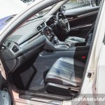 2016 Honda Civic Modulo front seat at 2016 BIMS