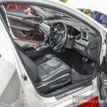 2016 Honda Civic Modulo front seats at 2016 BIMS