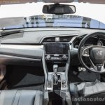 2016 Honda Civic Modulo interior at 2016 BIMS
