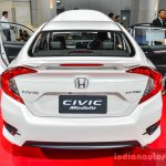 2016 Honda Civic Modulo rear at 2016 BIMS