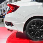 2016 Honda Civic Modulo wheel at 2016 BIMS