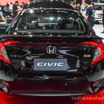 2016 Honda Civic RS (ASEAN-spec) rear end at 2016 BIMS