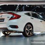 2016 Honda Civic RS (ASEAN-spec) rear quarter at 2016 BIMS