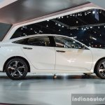 2016 Honda Civic RS (ASEAN-spec) side at 2016 BIMS