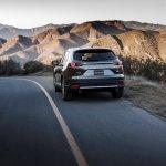 2016 Mazda CX-9 rear three quarters