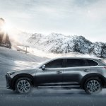 2016 Mazda CX-9 side profile