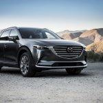 2016 Mazda CX-9 standstill