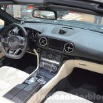 2016 Mercedes SL interior at the 2016 Geneva Motor Show
