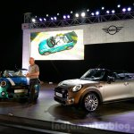 2016 Mini Convertible India launch