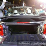 2016 Mini Convertible boot India launched