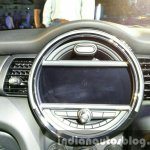 2016 Mini Convertible entertainment system India launched
